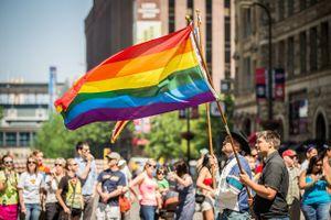 Những lá cờ 'kỳ lạ' bạn sẽ nhìn thấy tại các buổi diễu hành tự hào đồng tính