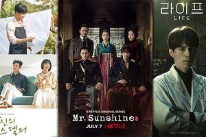 Đệ đệ của 'Hậu duệ Mặt trời' bừng sáng giữa vườn phim Hàn tháng Bảy