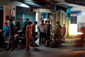 Dùng bình xịt hơi cay táo tợn tấn công nạn nhân để cướp xe máy trong đêm