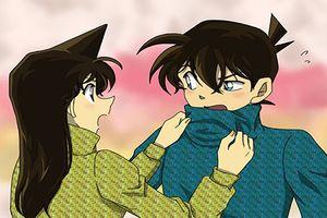 Đây chính là lý do vì sao Mori Ran - bạn gái Conan mang 'quả tóc một sừng' có một không hai