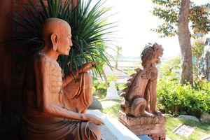 Ai ơi, về Hà Nam ngay để ngắm ngôi chùa cảnh thần tiên đẹp như cõi mộng giữa hạ giới