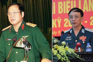 Vì sao nhiều tướng lĩnh Quân chủng PKKQ bị đề nghị xem xét kỷ luật?
