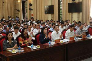 Hà Nội: Sơ kết giữa nhiệm kỳ thực hiện Chương trình 02-CTr/TU của Thành ủy