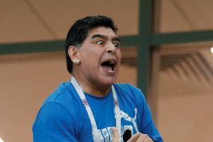 Maradona chỉ trích chiến thuật của Argentina