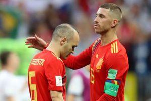 Tây Ban Nha 1-1 Nga (pen 3-4): 'La Roja' cúi đầu rời World Cup