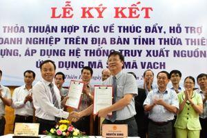 Doanh nghiệp Thừa Thiên Huế được hỗ trợ truy xuất nguồn gốc, ứng dụng mã số mã vạch