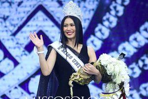 Nhan sắc HHHV Thái Lan, đối thủ của H'Hen Nie bị chê khi vừa đăng quang