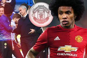 NÓNG: Man United ra giá đầu 50 triệu bảng cho Willian, phía Chelsea phản hồi
