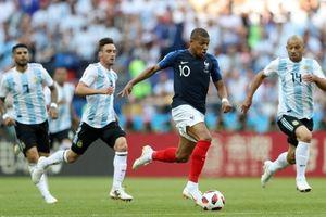 Argentina bị Pháp loại, Messi vẫn là ngôi sao sáng