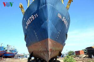 Vụ tàu 67 của ngư dân Quảng Nam bị hỏng: Kiện xoay vòng! 