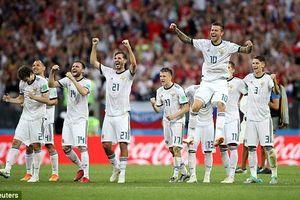 Thua cay đắng luân lưu, Tây Ban Nha nuốt nước mắt nhìn Nga vào tứ kết