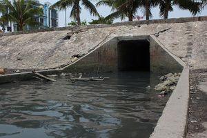 Quảng Ninh: Kinh hoàng nước thải sinh hoạt đổ thẳng ra vịnh Hạ Long