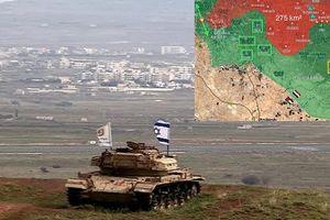 Phiến quân Daraa tan vỡ, Israel điều xe tăng lên biên giới