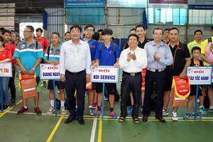 Gần 200 VĐV dự tranh Da Nang-Super League 2018