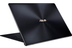 ASUS ra mắt ZenBook S siêu mỏng nhẹ với thiết kế bản lề ErgoLift thông minh