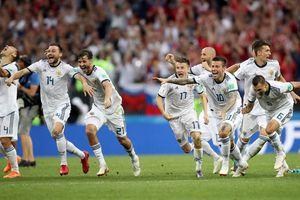 Chủ nhà Nga tạo địa chấn ở World Cup 2018