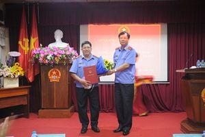 Bổ nhiệm Phó viện trưởng VKSND Thành phố Cần Thơ