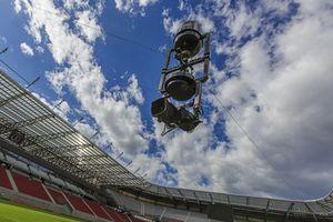 'Camera nhện' đu trên dây ở World Cup 2018 đã giúp quay những góc khó như thế nào?