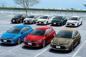 Cận cảnh Toyota Corolla Sport 2019 giá từ 504 triệu đồng