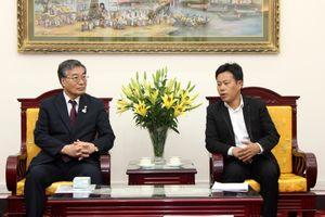 Nhật Bản hợp tác đào tạo nhân lực chất lượng cao với Việt Nam
