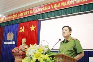 Công bố quyết định bổ nhiệm Giám đốc Công an tỉnh Hải Dương