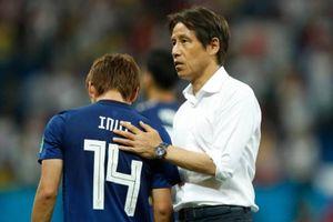 HLV Nhật Bản gọi trận thua trước Bỉ là thảm kịch