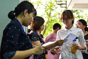 PGS.TSKH Vũ Đình Hòa: Ban ra đề thi Toán cần rút kinh nghiệm