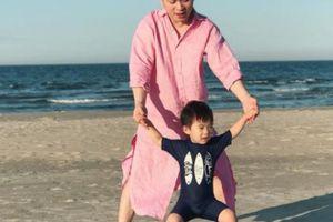Ca sĩ Tùng Dương lần đầu kể chuyện về con gái riêng của vợ