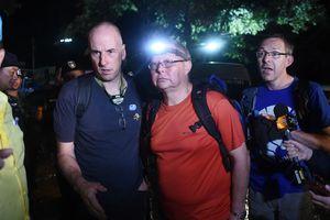Nhóm thợ lặn Anh trở thành anh hùng trong lòng người Thái