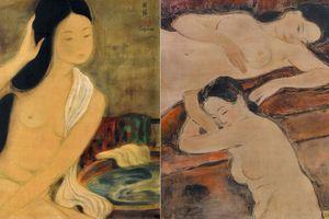 Những tranh khỏa thân đắt giá hàng chục tỷ đồng của họa sĩ Việt Nam