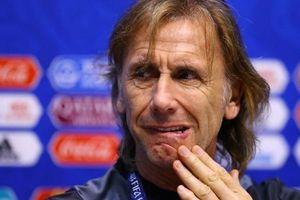 HLV Peru đã quyết định từ chức sau World Cup?