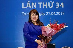 Thành viên HĐQT Lương Thị Cẩm Tú đăng ký gom 14 triệu cổ phiếu Eximbank