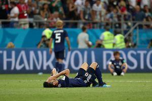 Nhật Bản thua ngược Bỉ 2-3: Quá tiếc nuối cho niềm tự hào châu Á!