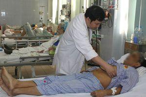 Bệnh nhân đột quỵ gia tăng do nắng nóng