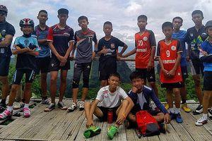 Thái Lan tìm thấy đội bóng thiếu niên mất tích 9 ngày trong hang động