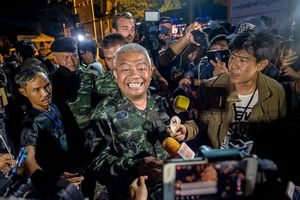 Những hình ảnh đầu tiên của đội bóng thiếu niên Thái Lan sau 9 ngày mất tích