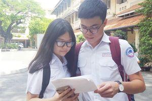 TP.HCM công bố điểm chuẩn lớp 10 của 103 trường công lập