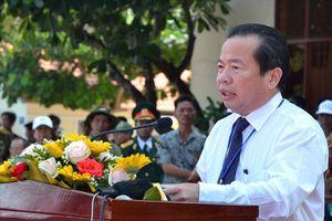 Ông Đinh Khoa Toàn chính thức thôi làm Chủ tịch UBND huyện Phú Quốc