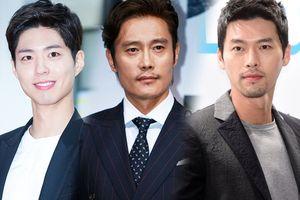 Catse Hyun Bin - Park Bo Gum cao nhưng vẫn kém Lee Byung Hun khi đóng 'Mr.Sunshine' với 74 tỷ đồng