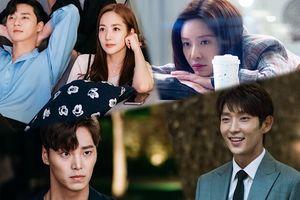 'Đè bẹp' Lee Jun Ki - Hwang Jung Eum, dàn diễn viên 'Thư ký Kim' đứng đầu BXH ngôi sao được fan quốc tế yêu thích