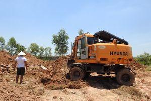 Lạng Giang - Bắc Giang: Người dân tố doanh nghiệp chôn rác thải xuống lòng đất