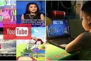 9 kênh Youtube nên cho bé xem mỗi ngày để con nói, hát tiếng Anh như gió