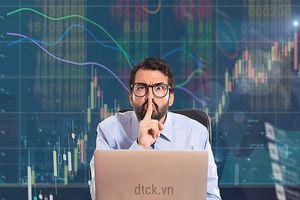 Manh nha sóng cổ phiếu quỹ