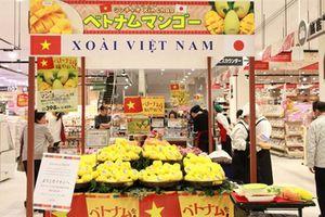 Xoài Việt Nam thơm ngon hơn nhưng thất bại ở Nhật Bản