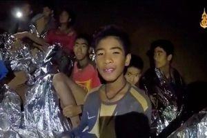 Nụ cười lạc quan của đội bóng thiếu niên Thái Lan 11 ngày trong hang