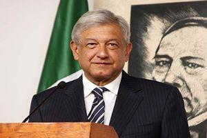 Con đường chính trị gian truân của tân Tổng thống Mexico Lopez Obrador