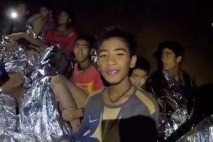 Thái Lan bắt đầu chiến dịch cứu người ra khỏi hang