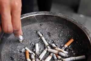 Bị thầy phạt uống tàn thuốc lá, trò ngộ độc nicotine phải nhập viện