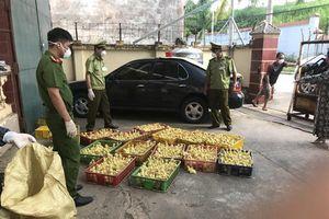 Lạng Sơn: Bắt giữ gần 1.600 con gia cầm nhập lậu