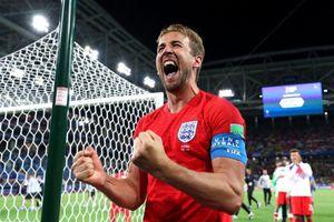 Loạt sao Anh ăn mừng chiến thắng của Tam Sư tại World Cup